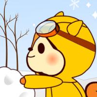 モッピーお友達紹介で10,000円が当たる!雪だるま作りをしてみました